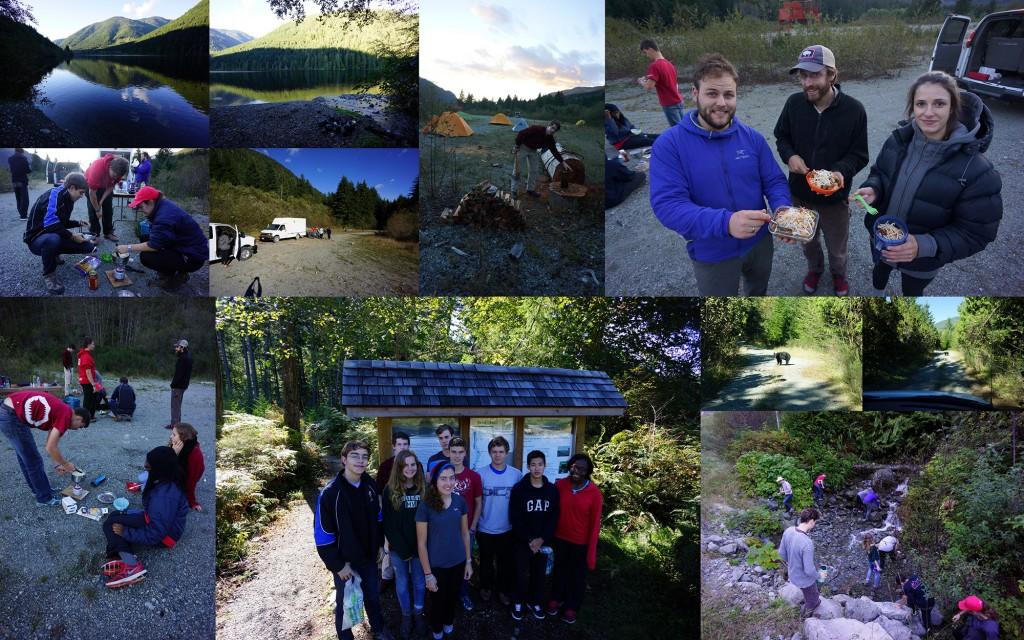 SMUS/VISTA Trail Building Out-trip a Success