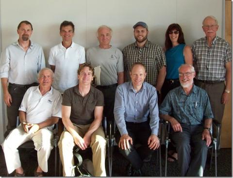 2013-14 VISTA Board of Directors