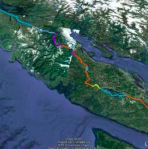 Revised! VI Spine Map Overview – December 2012