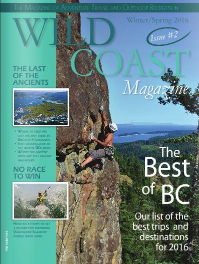VI Spine Trail featured in Wild Coast Magazine