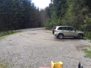 parking-sooke-lake-road