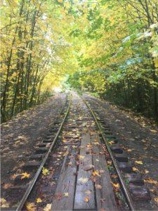 rail-ties